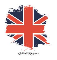 british flag british flag vector image