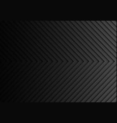 dark grey arrow pattern light direction background vector image