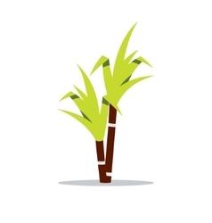 Sugar cane Cartoon vector image