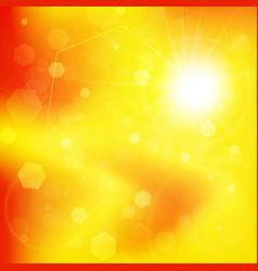 sunray 1 vector image