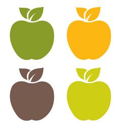 organic labels set vector image
