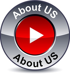 About us round button vector