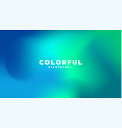 Colorful modern abstract background with neon vector
