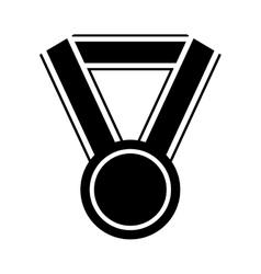 Medal price winner award vector