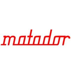 Stirling Matador Yacht Logo vector
