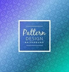 Beautiful seamless pattern vector