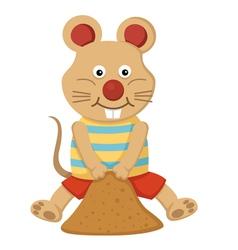 Mouse feeding vector