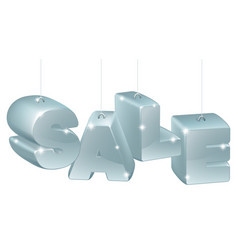 Sale decorations vector