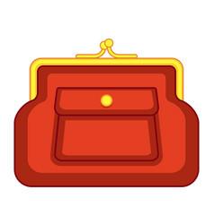 change purse vector image