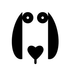 real estate logo identity vector image