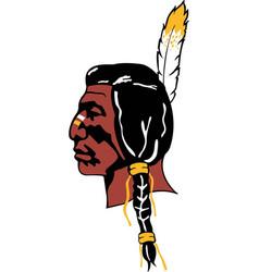 Warrior logo mascot vector