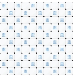 Victorian Tile vector image vector image