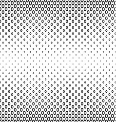 Abstract ellipse ring pattern background design vector