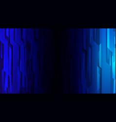 abstract geometric technology hi-tech futuristic vector image