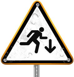 Pictogram street signs 4 vector