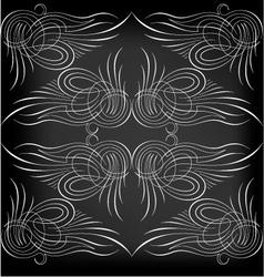 Pinstriping 1 vector image