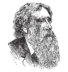 George macdonald vintage vector