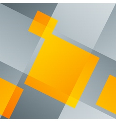 Woven abstract background orange accents seamless vector