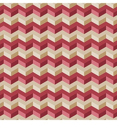 3D lines pattern vector