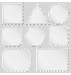 Postage Stamps vector image