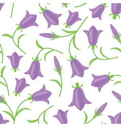 bells pattern vector image
