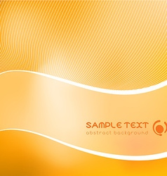 Business Template for Web Design vector image
