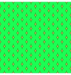 Rhombus geometric seamless pattern 3608 vector image vector image