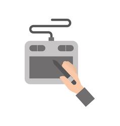 technical apprentice designer vector image