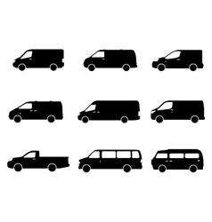 Vans vector