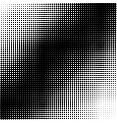 abstract dotted background halftone effect vector image vector image