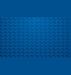 blue chevron background vector image