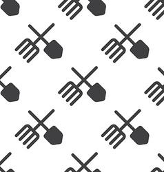 farm seamless pattern vector image