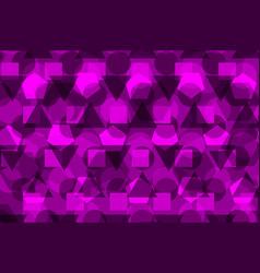 geometric background - purple vector image