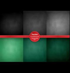 school chalkboard backgrounds vector image
