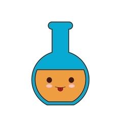 flask class school instrument icon vector image