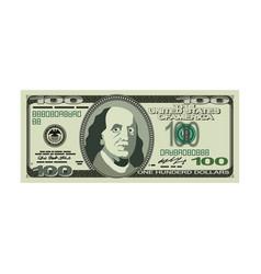 financial icons money sign dollar symbol cash vector image vector image