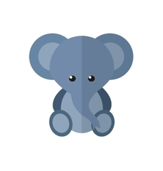 A elephant vector