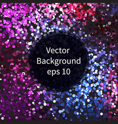 Colorful bokeh background vector
