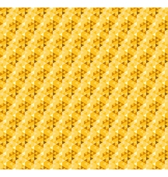 Modern gold style seamless pattern Xmas background vector