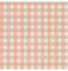 Abstract Retro Square Tablecloth Seamless Pattern vector image
