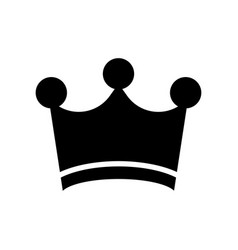 quolity crowns royal crown icon vintage crown vector image