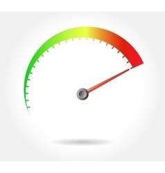 speedometer - vector image