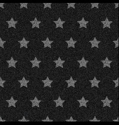 black denim jeans seamless pattern vector image
