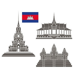 Cambodia vector