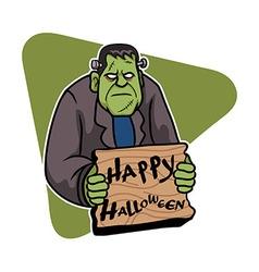 frank helloween vector image
