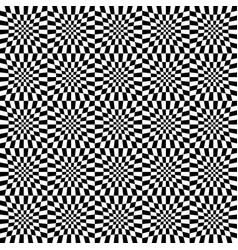 Repeatable checkered abstract pattern background vector