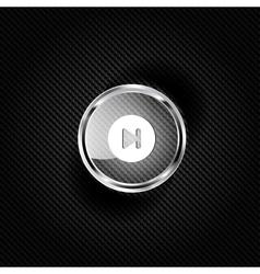 Next track web icon vector image vector image