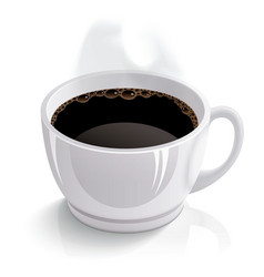 Coffee cup vector