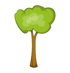 Park tree icon cartoon style vector image
