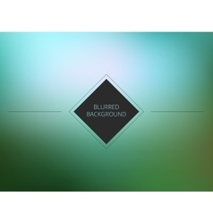 Sea color blurred background Blurred vector